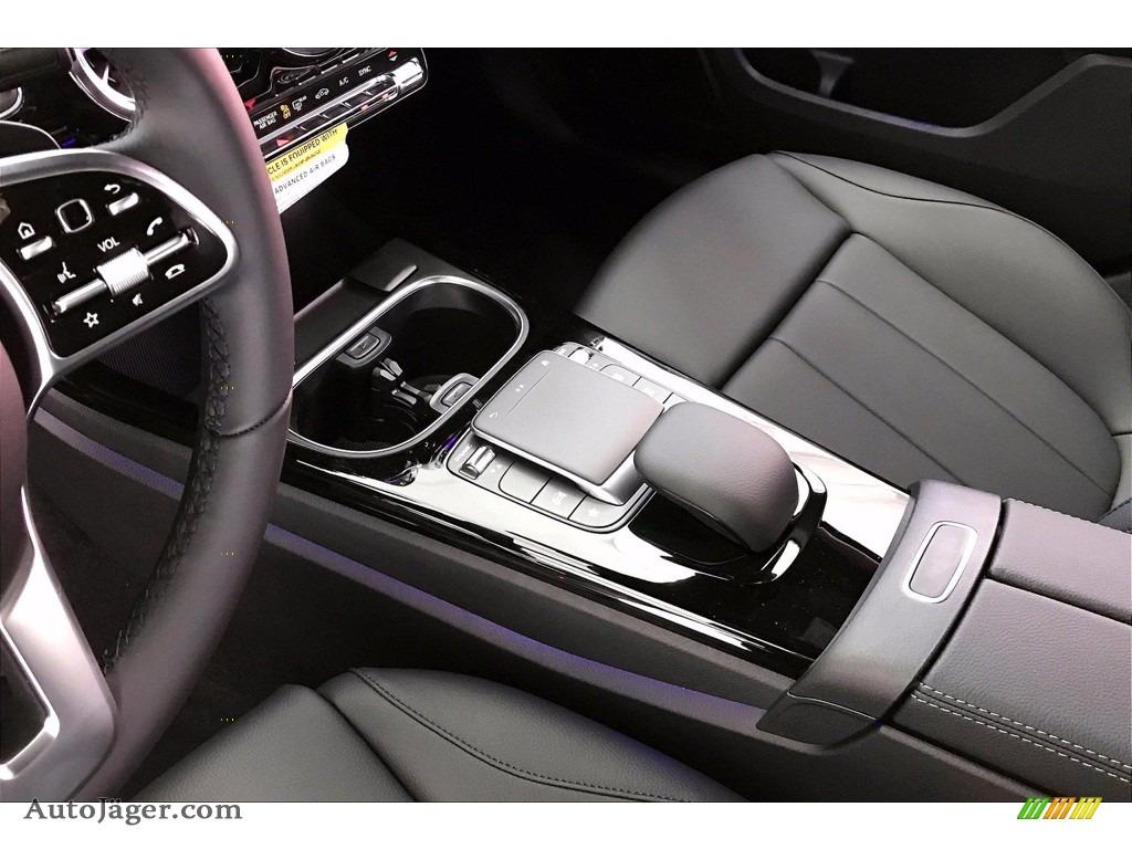 2021 A 220 Sedan - Mountain Grey Metallic / Black photo #8