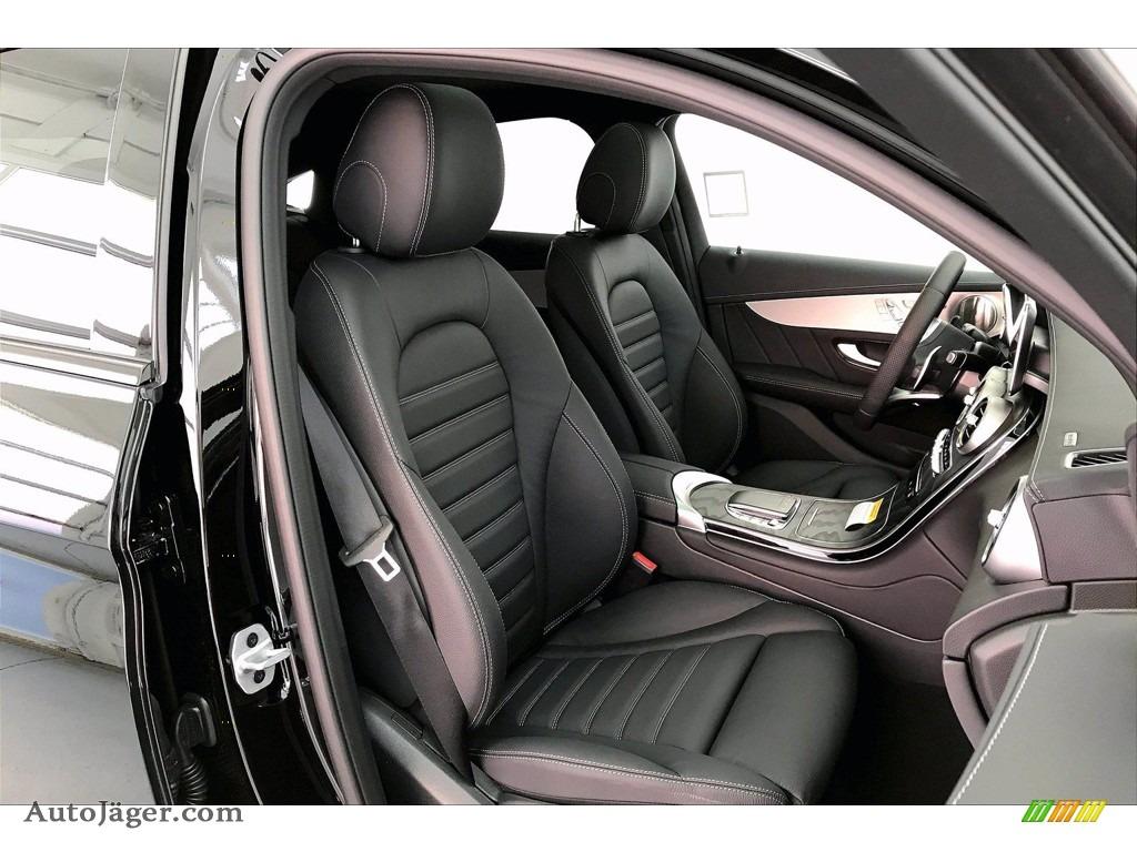 2021 GLC AMG 43 4Matic Coupe - Black / Black photo #5