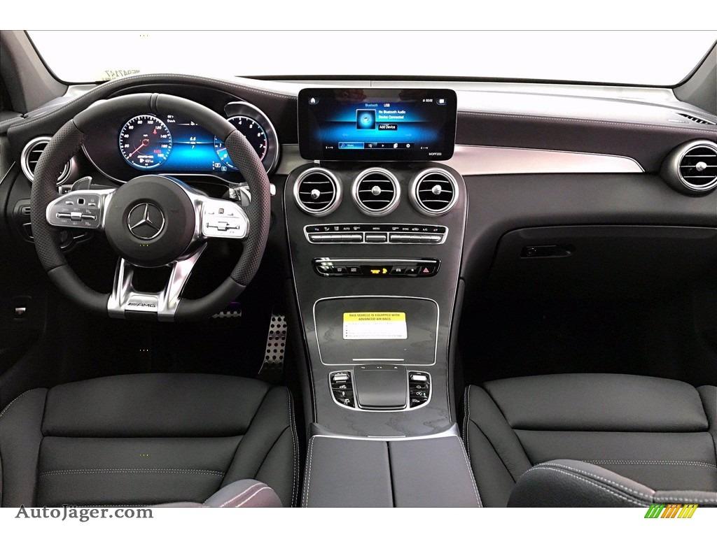 2021 GLC AMG 43 4Matic Coupe - Black / Black photo #6