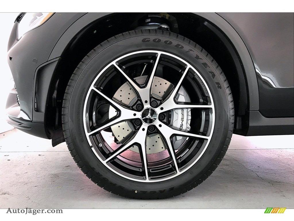 2021 GLC AMG 43 4Matic Coupe - Black / Black photo #10