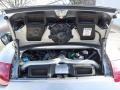 Porsche 911 Turbo Cabriolet Arctic Silver Metallic photo #8