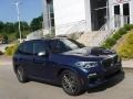 BMW X3 M40i Phytonic Blue Metallic photo #1