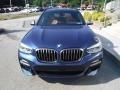 BMW X3 M40i Phytonic Blue Metallic photo #11