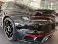 Porsche 911 Turbo S Black photo #13