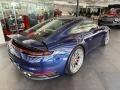Porsche 911 Carrera S Gentian Blue Metallic photo #27