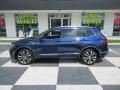 Volkswagen Tiguan SEL Premium R-Line 4Motion Atlantic Blue Metallic photo #1