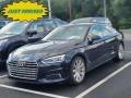 Audi A5 Sportback Premium Plus quattro Moonlight Blue Metallic photo #1