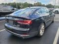 Audi A5 Sportback Premium Plus quattro Moonlight Blue Metallic photo #3