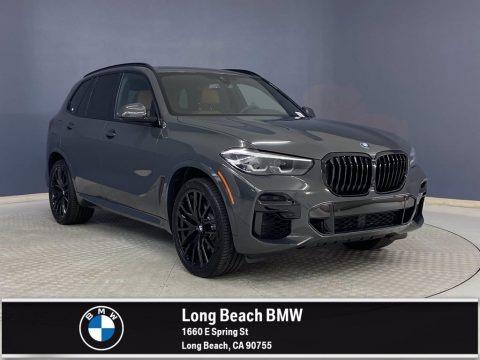 Dravit Grey Metallic 2022 BMW X5 M50i