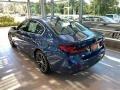 BMW 5 Series 540i xDrive Sedan Phytonic Blue Metallic photo #2