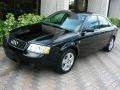 Audi A6 3.0 quattro Sedan Brilliant Black photo #1