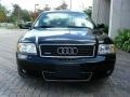 Audi A6 3.0 quattro Sedan Brilliant Black photo #4
