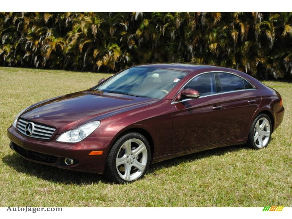 2009 Mercedes Cls500 For Sale