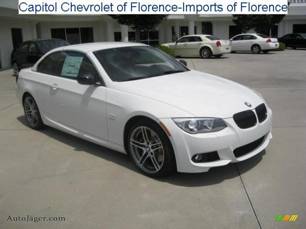 2011 BMW 3 Series 335is Convertible in Alpine White - 394297   Auto ...