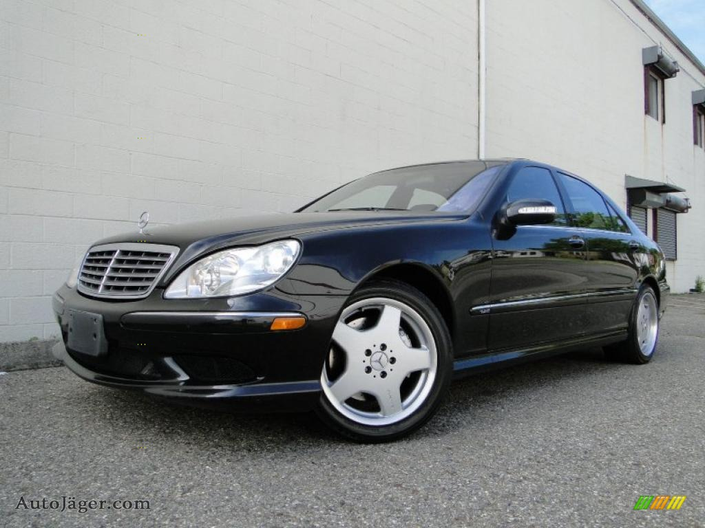 2003 mercedes benz s 600 sedan in designo mocha black for Simonson mercedes benz