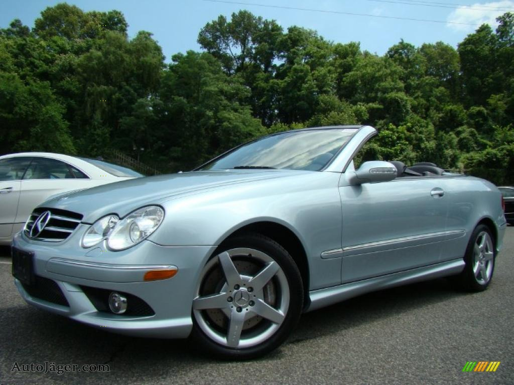 2007 mercedes benz clk 550 cabriolet in diamond silver for 2007 mercedes benz clk550
