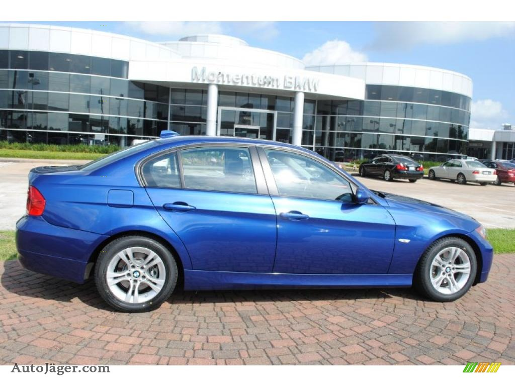 2008 Bmw 3 Series 328i Sedan In Montego Blue Metallic