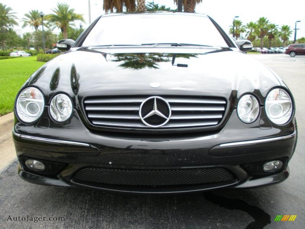 2006 mercedes benz cl 500 in obsidian black metallic photo for 2006 mercedes benz cl500 for sale