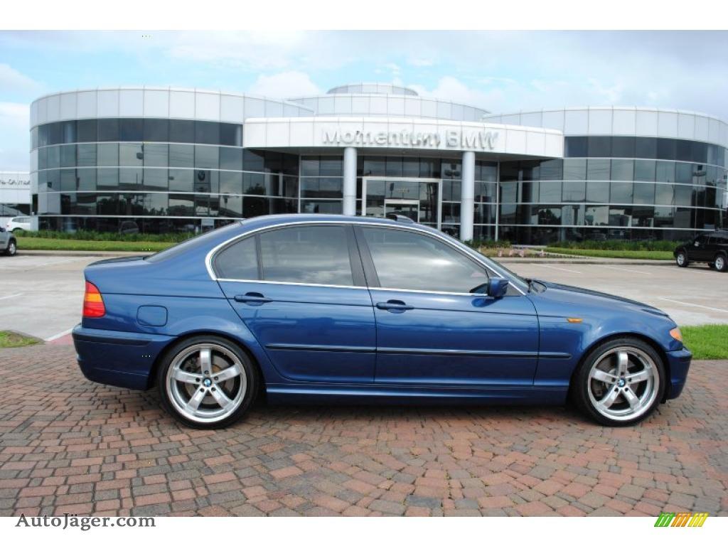2002 bmw 3 series 330i sedan in topaz blue metallic m20885 auto j ger german cars for sale. Black Bedroom Furniture Sets. Home Design Ideas