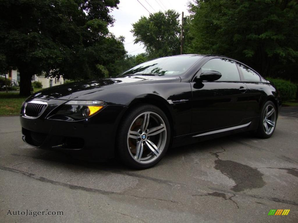 2007 bmw m6 coupe in black sapphire metallic photo 2 798598 auto j ger german cars for. Black Bedroom Furniture Sets. Home Design Ideas