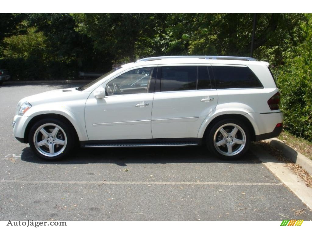 2009 mercedes benz gl 550 4matic in arctic white 497866 for 2009 mercedes benz gl550 4matic