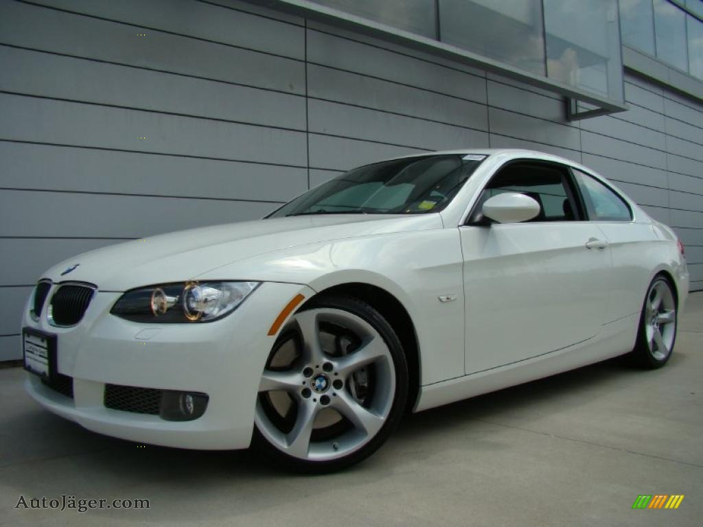 2008 bmw 3 series 335i coupe in alpine white 157491 auto j ger german cars for sale in the us. Black Bedroom Furniture Sets. Home Design Ideas
