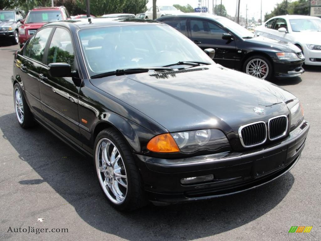 2000 bmw 3 series 323i sedan in jet black d57676 auto j ger german cars for sale in the us. Black Bedroom Furniture Sets. Home Design Ideas