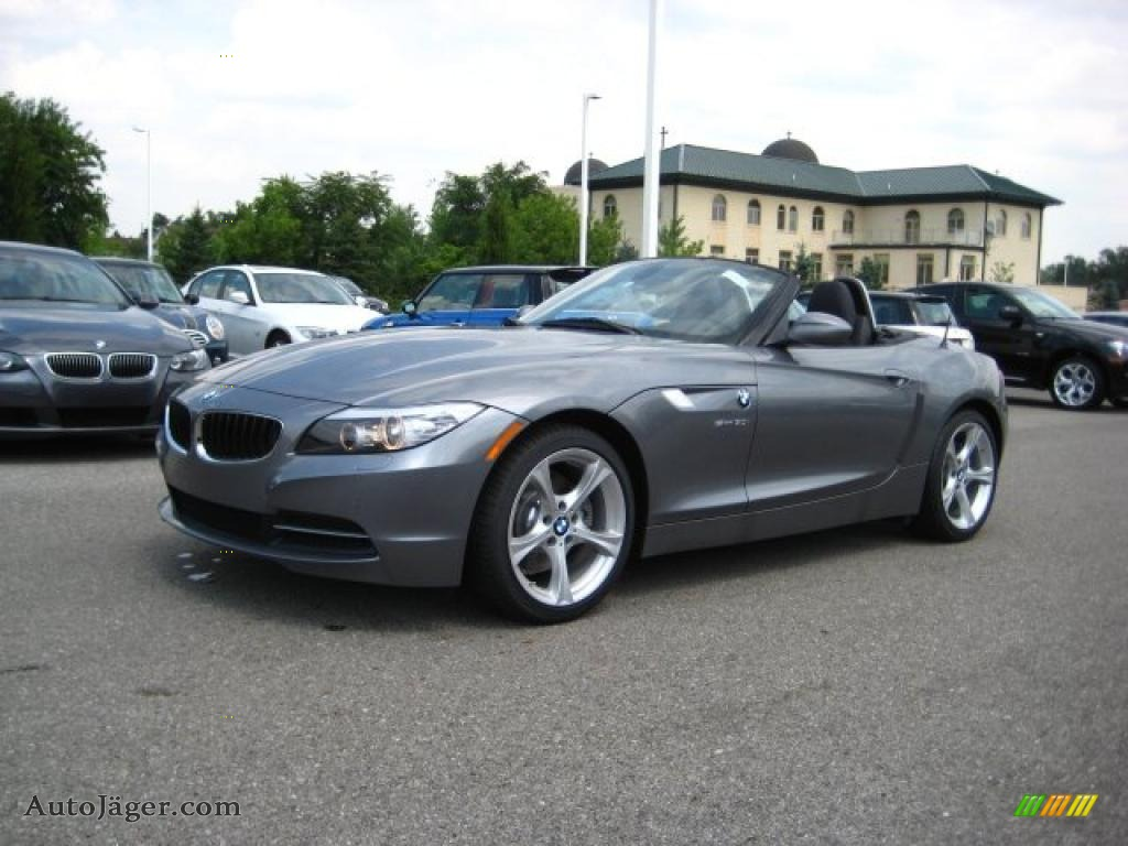 2011 Bmw Z4 Sdrive30i Roadster In Space Gray Metallic