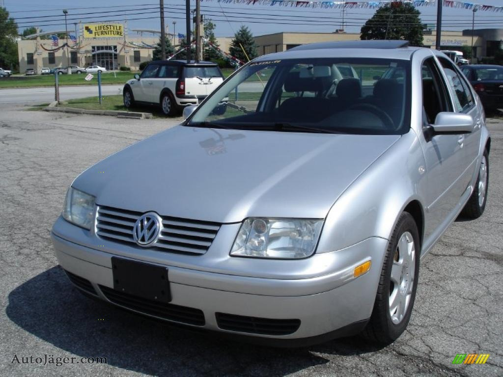2001 volkswagen jetta gls vr6 sedan in silver arrow. Black Bedroom Furniture Sets. Home Design Ideas
