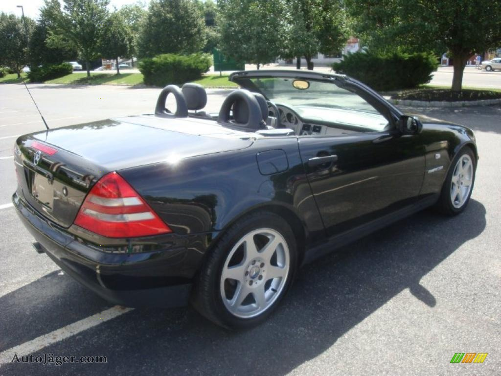 2000 mercedes benz slk 230 kompressor limited edition. Black Bedroom Furniture Sets. Home Design Ideas