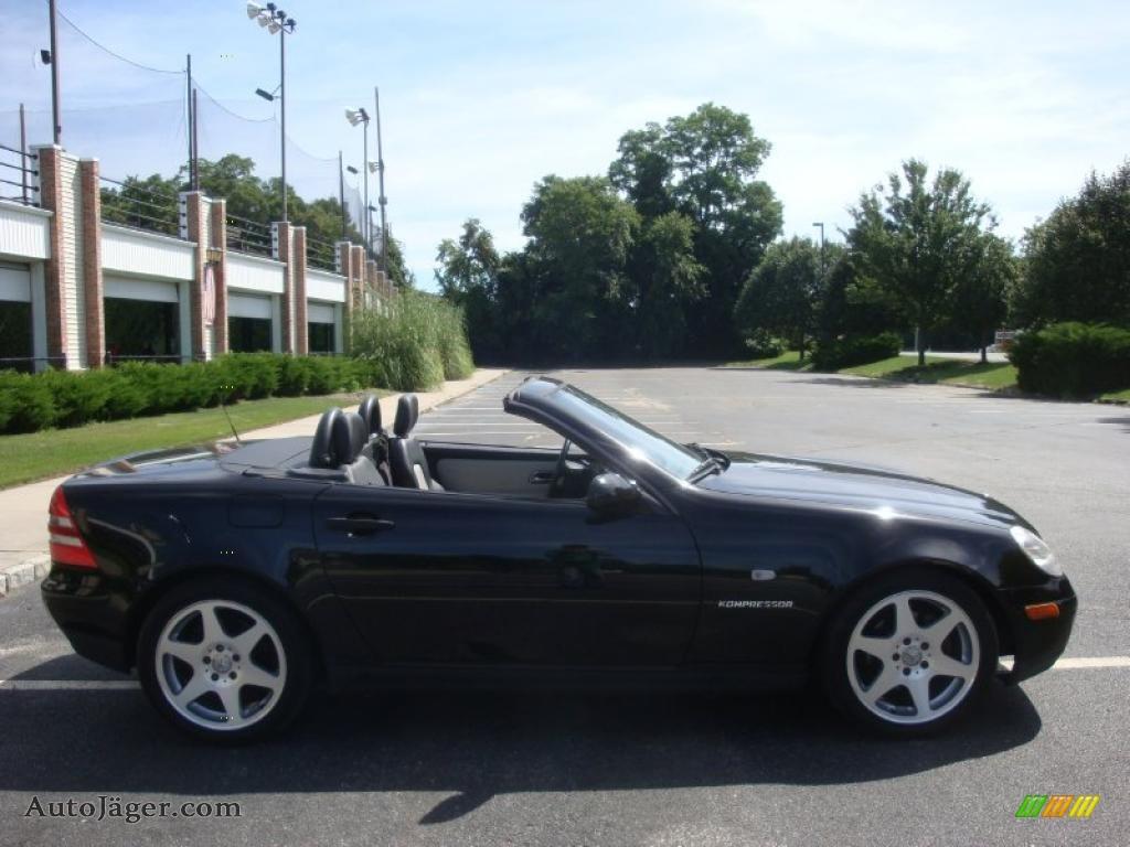 2000 mercedes benz slk 230 kompressor limited edition for Mercedes benz slk kompressor