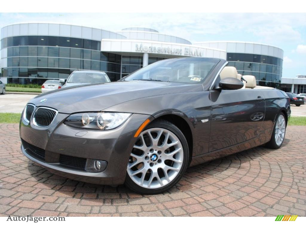 2009 bmw 3 series 328i convertible in mojave brown. Black Bedroom Furniture Sets. Home Design Ideas