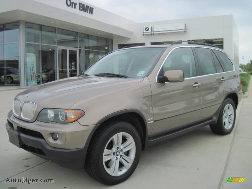 2005 bmw x5 in kalahari beige metallic v18748 auto j ger german cars for sale in the us. Black Bedroom Furniture Sets. Home Design Ideas