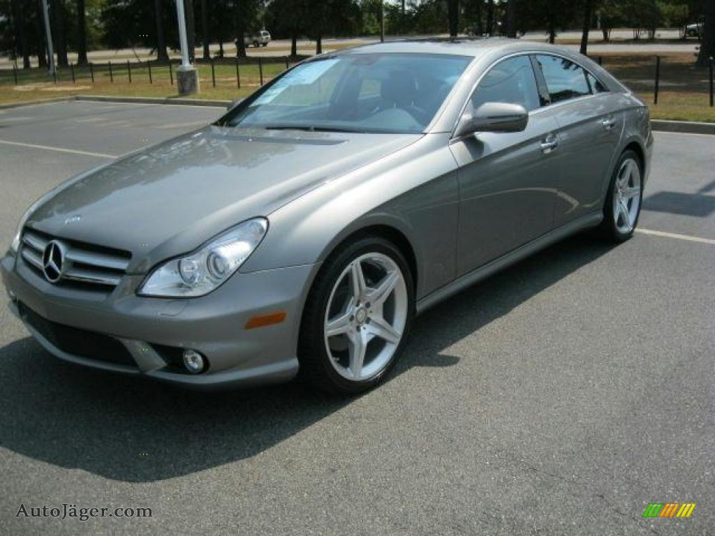 2011 mercedes benz cls 550 in palladium silver metallic. Black Bedroom Furniture Sets. Home Design Ideas