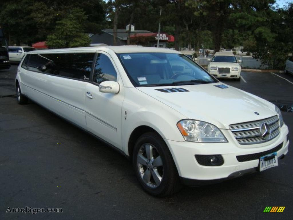 2006 mercedes benz ml 500 4matic limousine in alabaster for Mercedes benz ml 2006 for sale