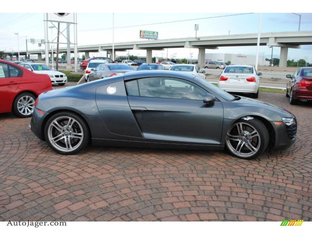 2008 Audi R8 4 2 Fsi Quattro In Daytona Grey Pearl Effect