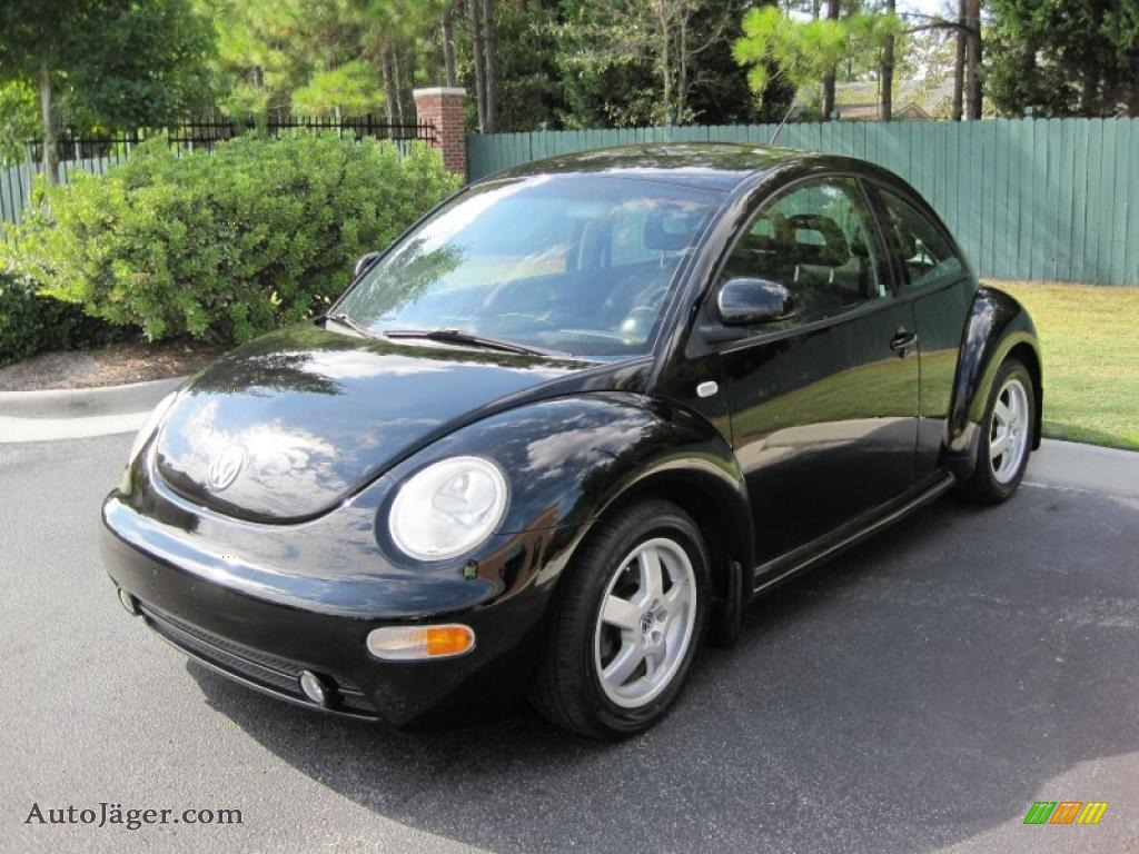 1999 Volkswagen New Beetle Gls Coupe In Black 415032