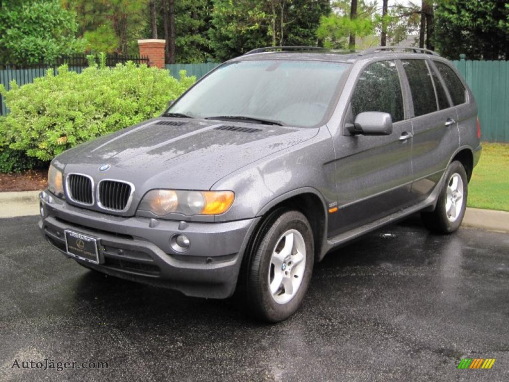 2003 bmw x5 in steel grey metallic v97525 auto j ger german cars for sale in the us. Black Bedroom Furniture Sets. Home Design Ideas