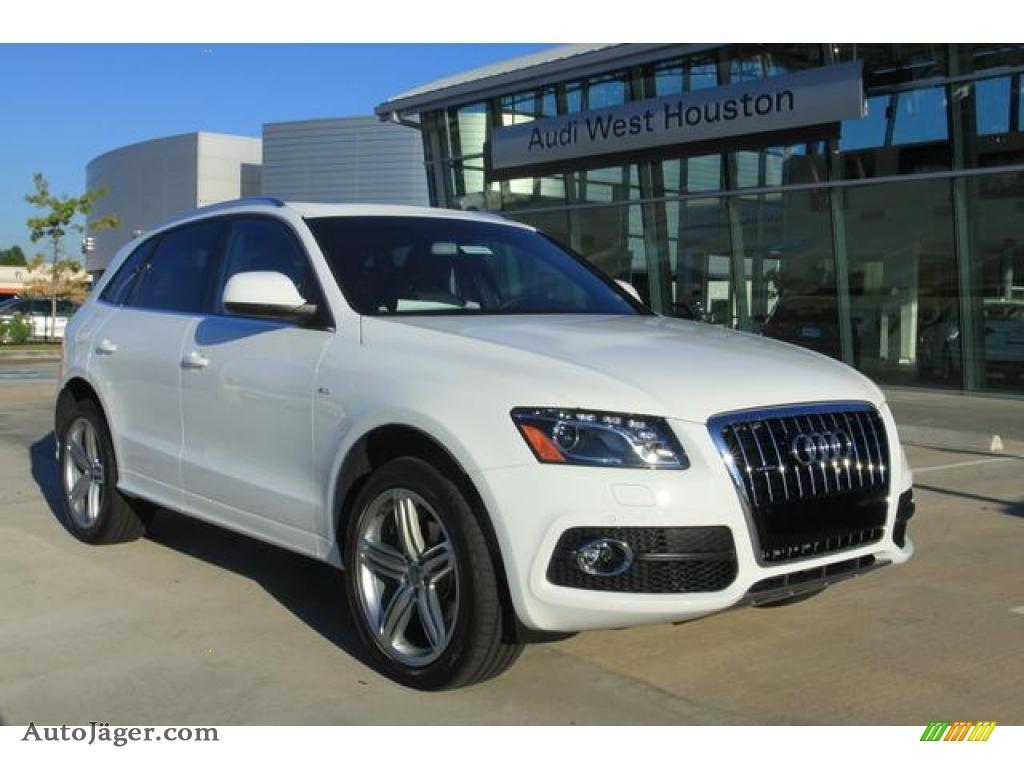 2011 Audi Q5 3.2 quattro in Ibis White - 027936 | Auto Jäger - German Cars for sale in the US