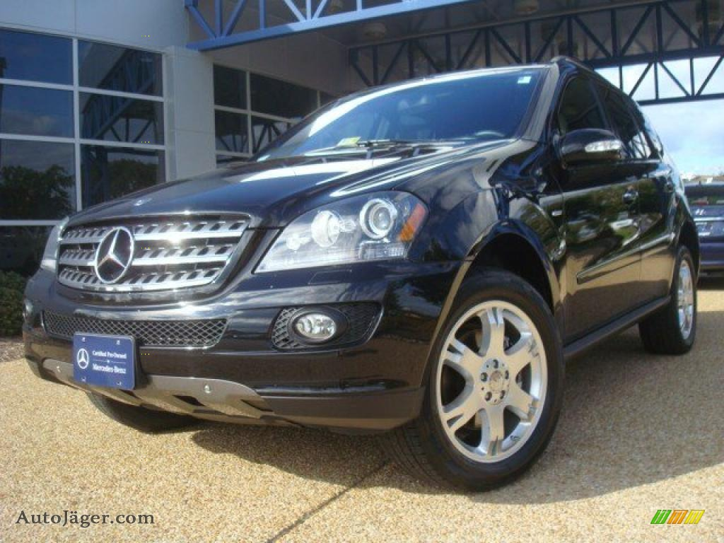 2008 mercedes benz ml 350 4matic edition 10 in obsidian Tysinger motor company