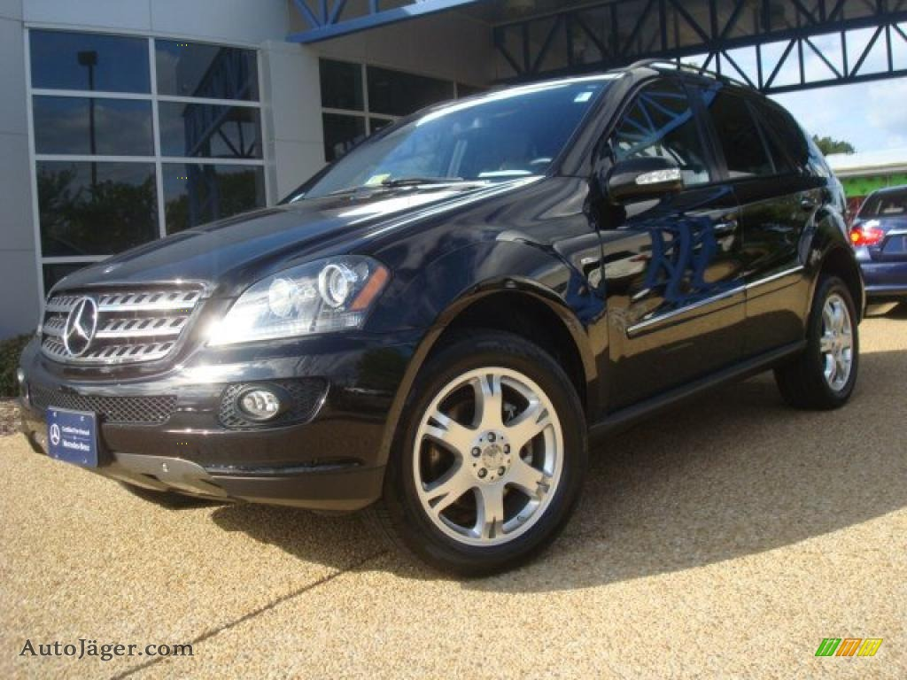 2008 mercedes benz ml 350 4matic edition 10 in obsidian for Tysinger motors used cars