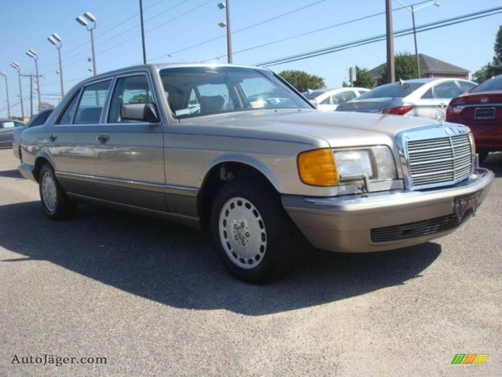 1986 mercedes benz s class 420 sel in smoke silver for 1986 mercedes benz 420 sel
