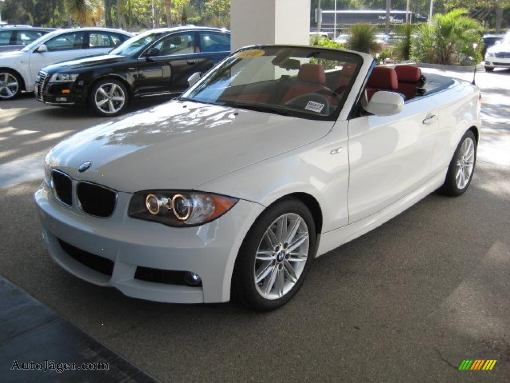 2010 bmw 1 series 128i convertible in alpine white - h82140 | auto
