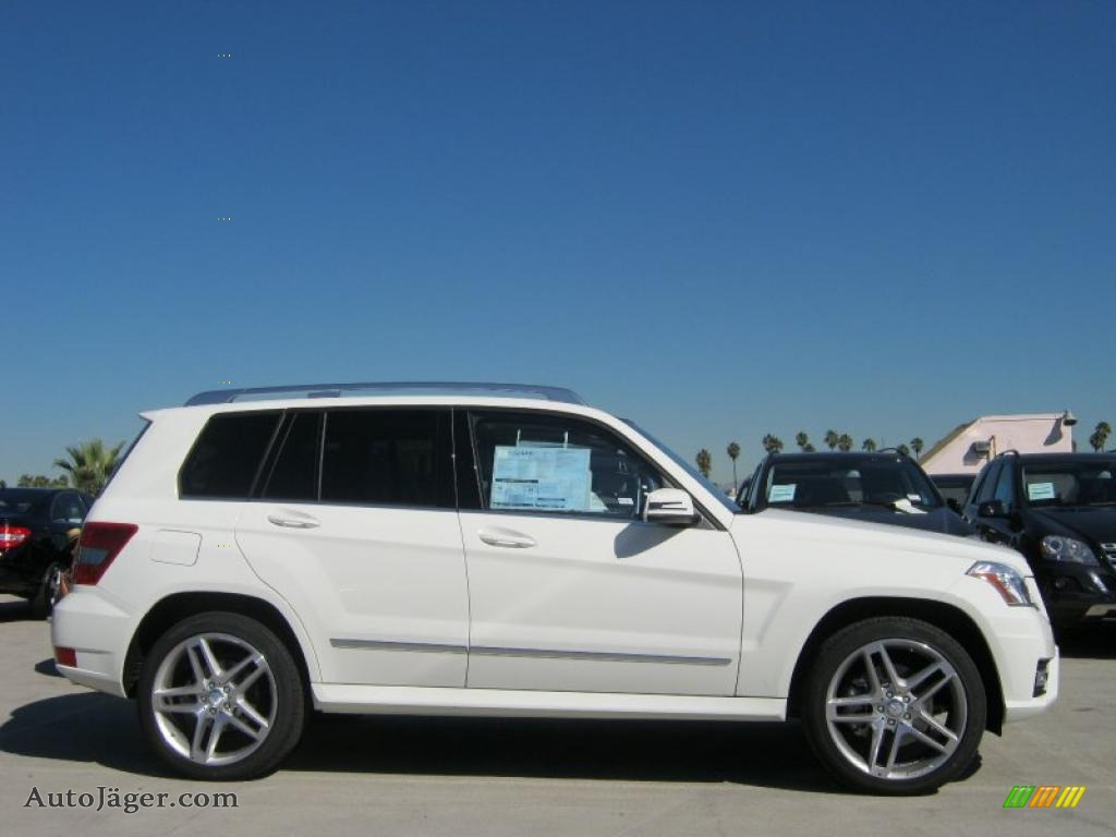 2011 mercedes benz glk 350 in arctic white photo 2 for Mercedes benz glk for sale