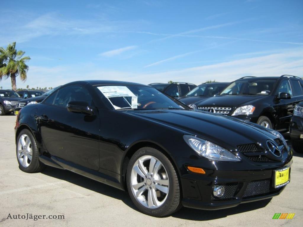 2011 mercedes benz slk 300 roadster in black 240487 for Mercedes benz slk roadster for sale