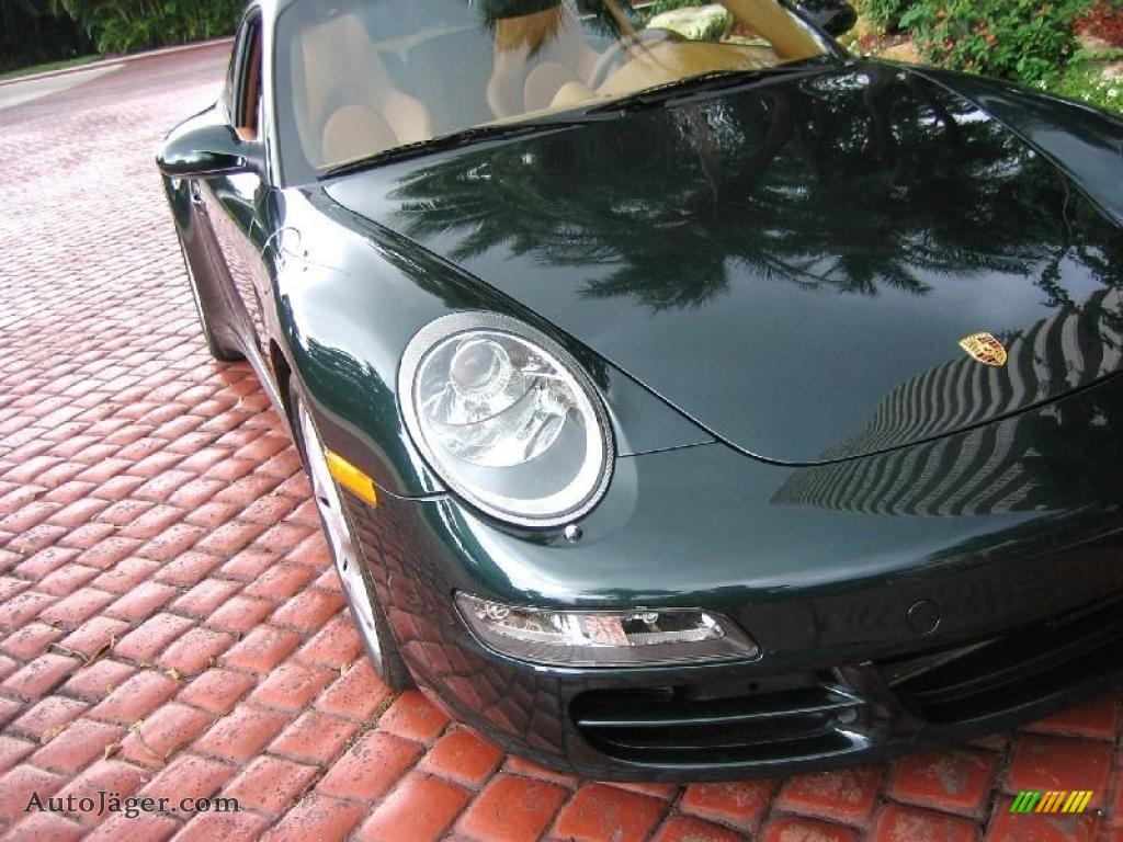 af9ae870ab644e 2008 Porsche 911 Targa 4S in Forest Green Metallic photo  9 - 755357 ...