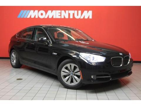 Bmw 535i Black. 2010 BMW 5 Series 535i Gran