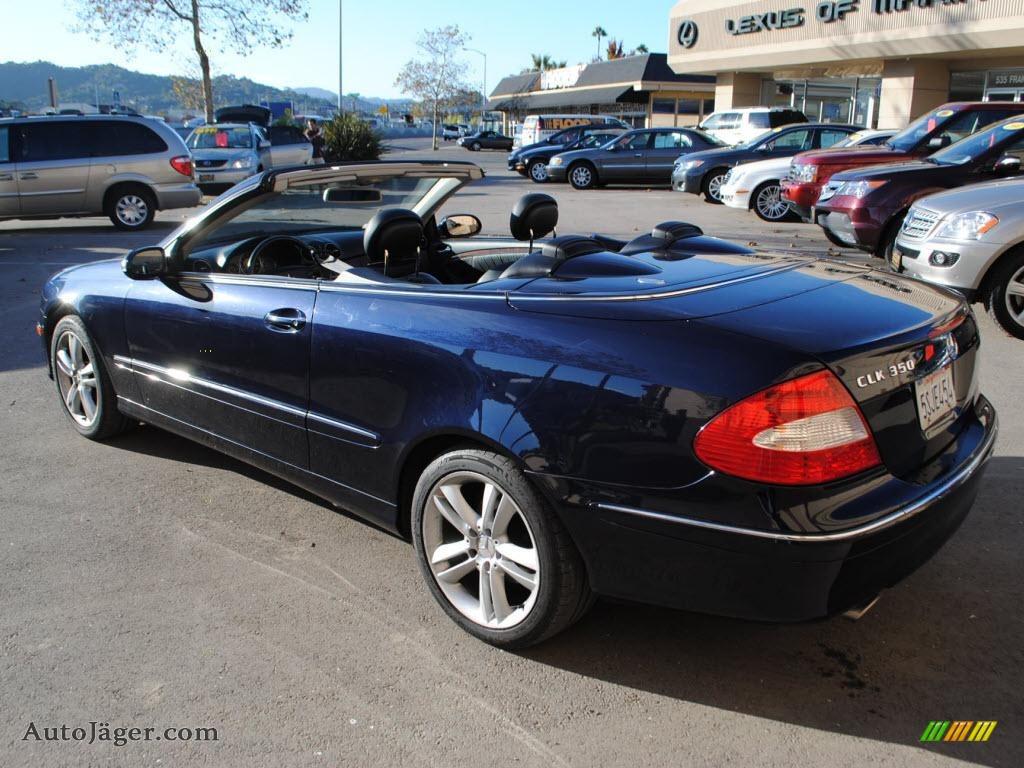 2006 mercedes benz clk 350 cabriolet in capri blue for Mercedes benz 350 clk convertible