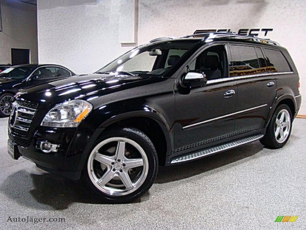 2009 mercedes benz gl 550 4matic in black 483018 auto j ger german cars for sale in the us. Black Bedroom Furniture Sets. Home Design Ideas