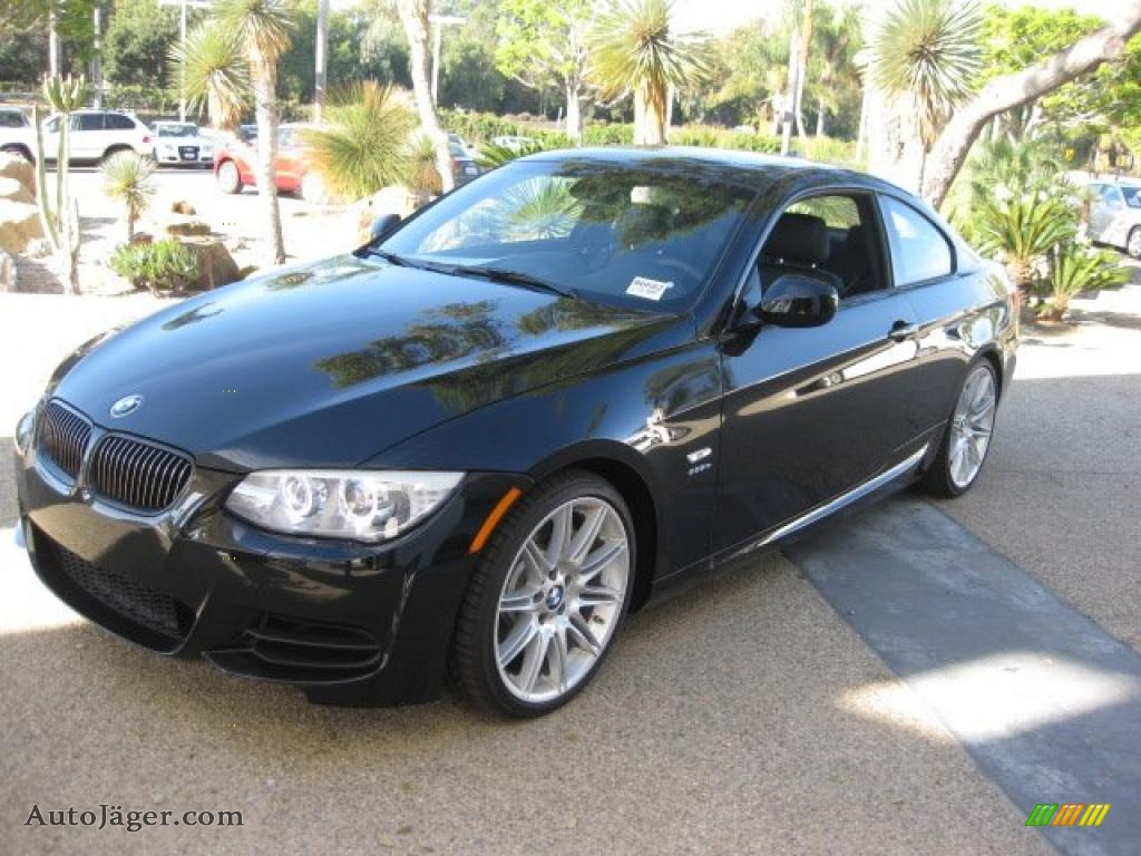 2011 Bmw 3 Series 335is Coupe In Black Sapphire Metallic